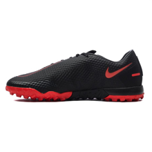 Nike Phantom GT Academy TF Black X Chile Red - Black/Chile Red/Dark Smoke Grey