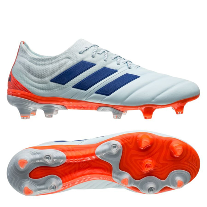 adidas Copa 20.1 FG/AG Glory Hunter - Sky Tint/Royal Blue/Signal Coral