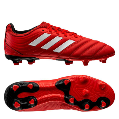 adidas Copa 20.3 FG G28551 Active Red / Cloud White / Core Black