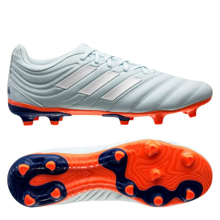 adidas Copa 20.3 FG/AG Glory Hunter - Sky Tint/Footwear White/Signal Coral