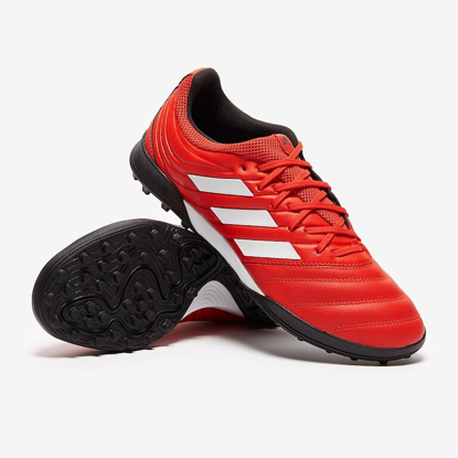 adidas Copa 20.3 TF G28545- ACTIVE RED / CLOUD WHITE / CORE BLACK