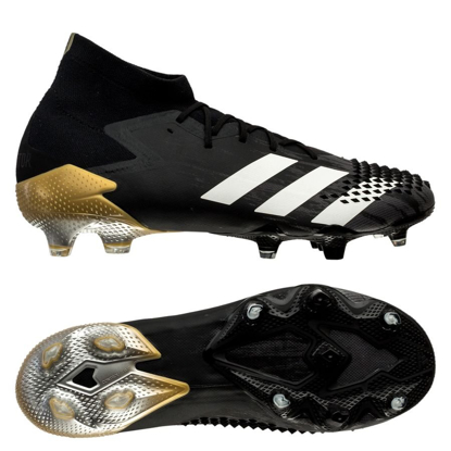adidas Predator 20.1 FG/AG Atmospheric - Core Black/Footwear White/Gold Metallic
