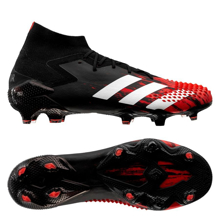 adidas Predator 20.1 FG/AG Mutator - Core Black/Footwear White/Action Red