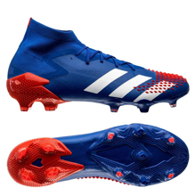 adidas Predator 20.1 FG/AG Tormentor - Royal Blue/Footwear White/Action Red