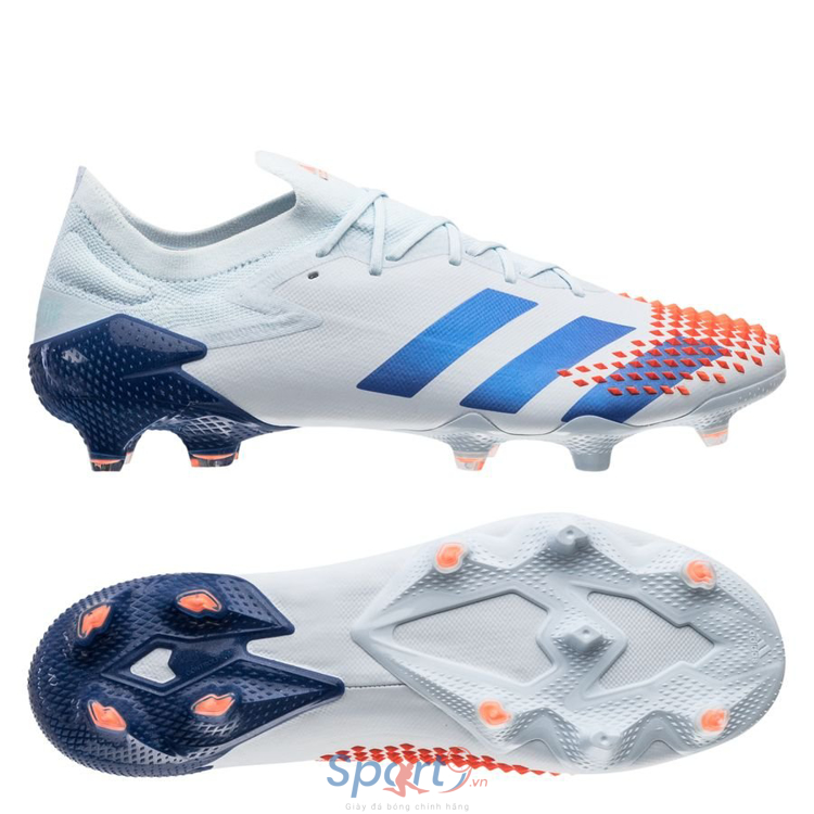adidas Predator 20.1 Low FG/AG Glory Hunter - Sky Tint/Royal Blue/Signal Coral