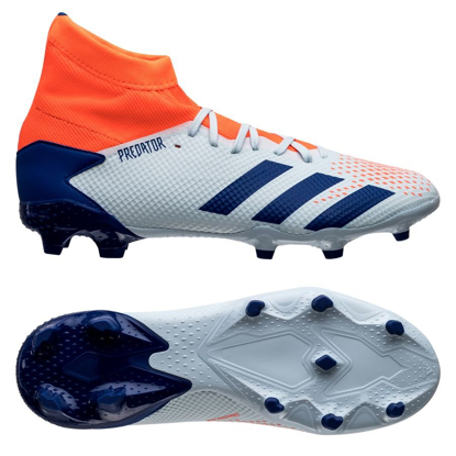 adidas Predator 20.3 FG/AG Glory Hunter - Sky Tint/Royal Blue/Signal Coral