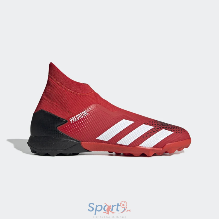 adidas Predator 20.3 LL TF EE9576 Active Red / Cloud White / Core Black