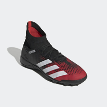 adidas Predator 20.3 TF EF2208 CORE BLACK / CLOUD WHITE / ACTIVE RED
