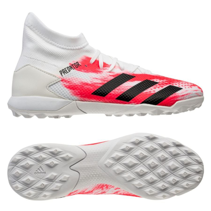 adidas Predator 20.3 TF EG0913 Cloud White/Core Black/Pop