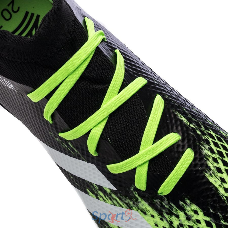 adidas Predator 20.3 TF Precision To Blur - Signal Green/Footwear White/Core Black