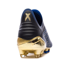 adidas X 19+ FG/AG Input Code - Core Black/Gold Metallic Football Blue