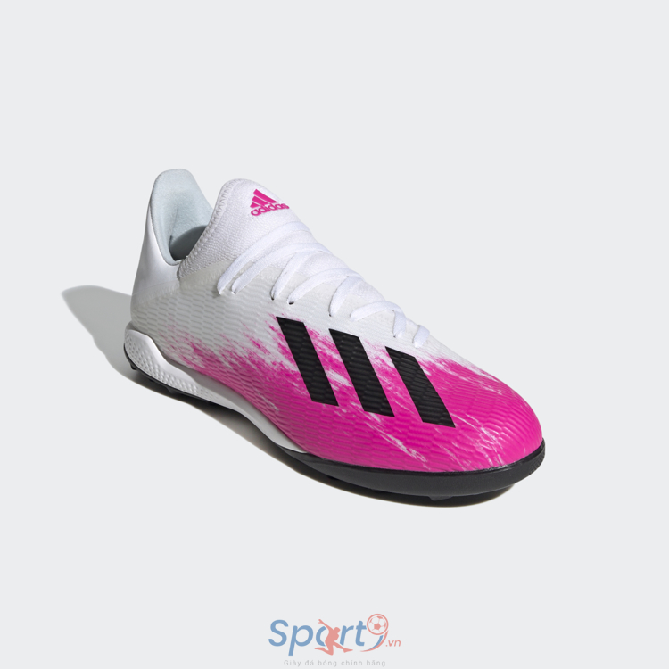 adidas X 19.3 TF EG7157 - Ftwr White/Core Black/Shock Pink