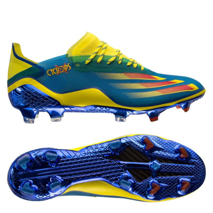 adidas X Ghosted .1 FG/AG X-Men Cyclops - Blue/Vivid Red/Bright Yellow LIMITED EDITION
