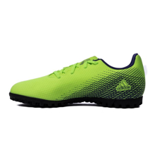 adidas X Ghosted .4 TF Precision To Blur - Signal Green/Energy Ink
