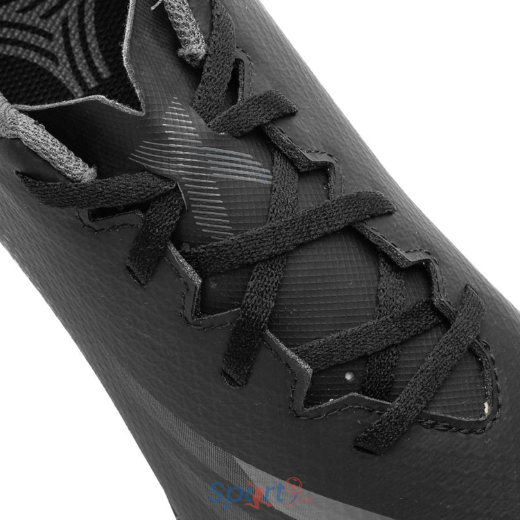 adidas X Ghosted .4 TF Superstealth - Core Black/Grey Six