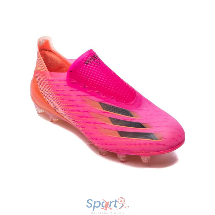 adidas X Ghosted + AG Superspectral - Shock Pink/Core Black/Screaming Orange
