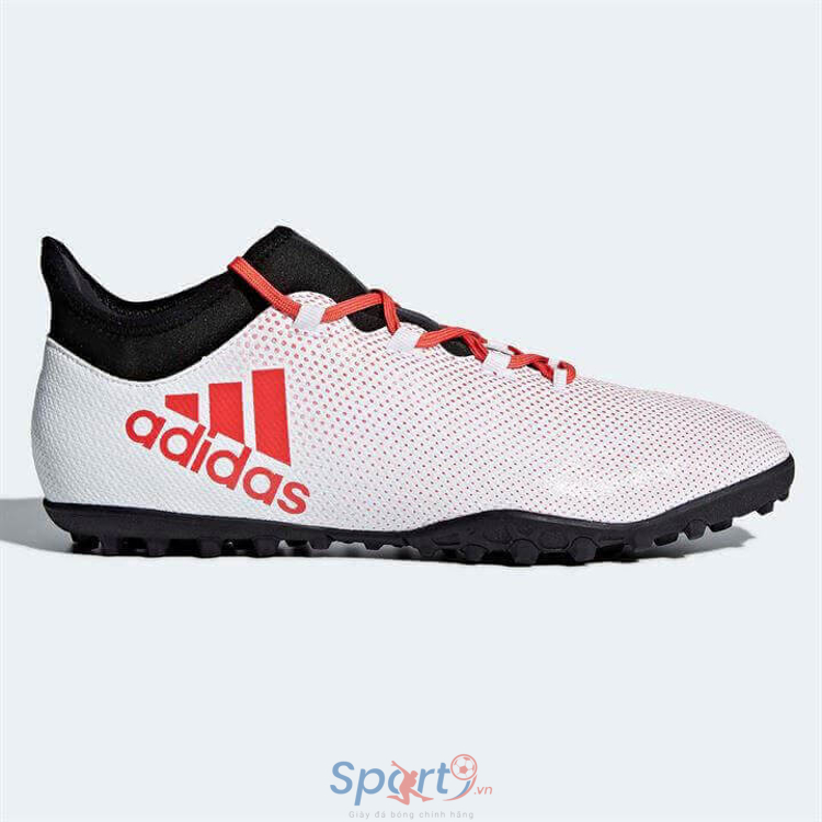 adidas Kid X Tango 17.3 TF White/Coral/Blk Kid