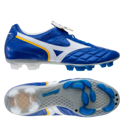 Mizuno Wave Cup Legend FG - Blue/White
