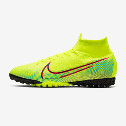 Nike Mercurial Superfly 7 Elite MDS TF BQ5471-703 Lemon Venom/Aurora/Black