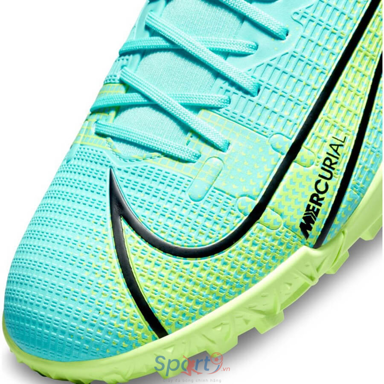 Nike Mercurial Superfly 8 Academy TF Impulse Pack - Dynamic Turquoise/ Lime Glow - CV0953-403