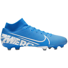 Nike Mercurial Superfly VII Academy FG/MG - AT7946-414 - Blue Hero/White/Obsidian