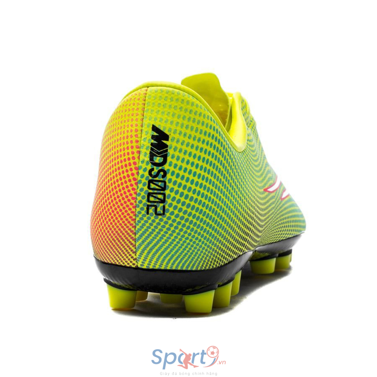 Nike Mercurial Vapor 13 Academy AG Dream Speed 2 - Lemon Venom/Black/Aurora Green