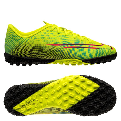 Nike Mercurial Vapor 13 Academy TF Dream Speed 2 - Lemon Venom/Black/Aurora Green Kids