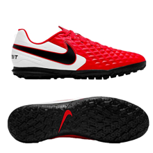 Nike Tiempo Legend 8 Club TF AT6109-606 Laser Crimson/White/Black