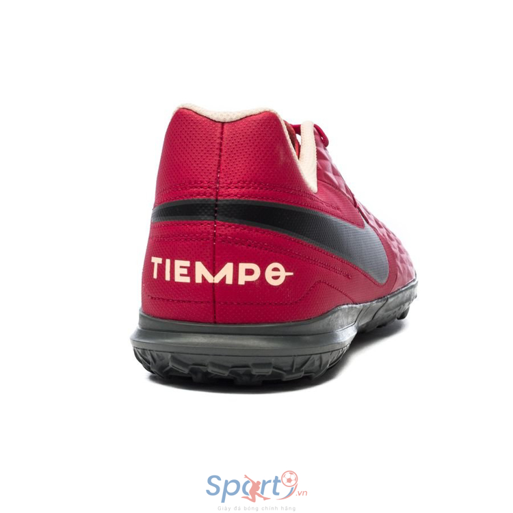Nike Tiempo Legend 8 Club TF Play Mode - Cardinal Red/Black/Crimson Tint/White