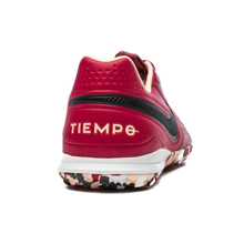 Nike Tiempo Legend 8 Pro TF Play Mode - Cardinal Red/Black/Crimson Tint/White