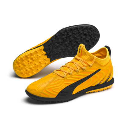 Puma One 20.3 TT 105828_01 - Yellow-Puma Black-Orange