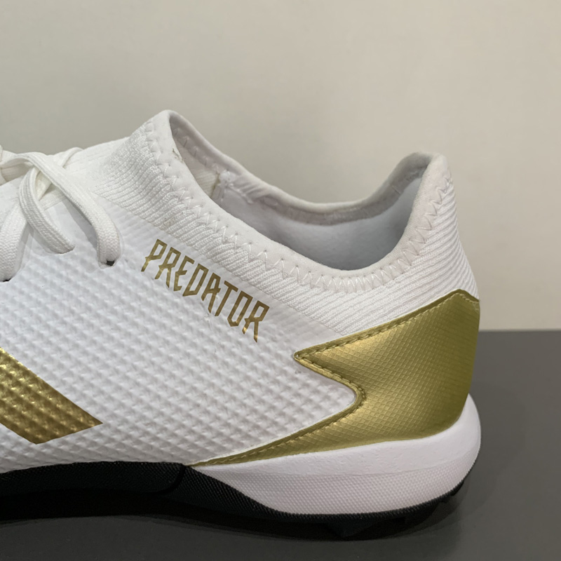 adidas Predator 20.3 TF 20.3 L TF FW9189 Inflight – White/ Gold Metallic/ Black