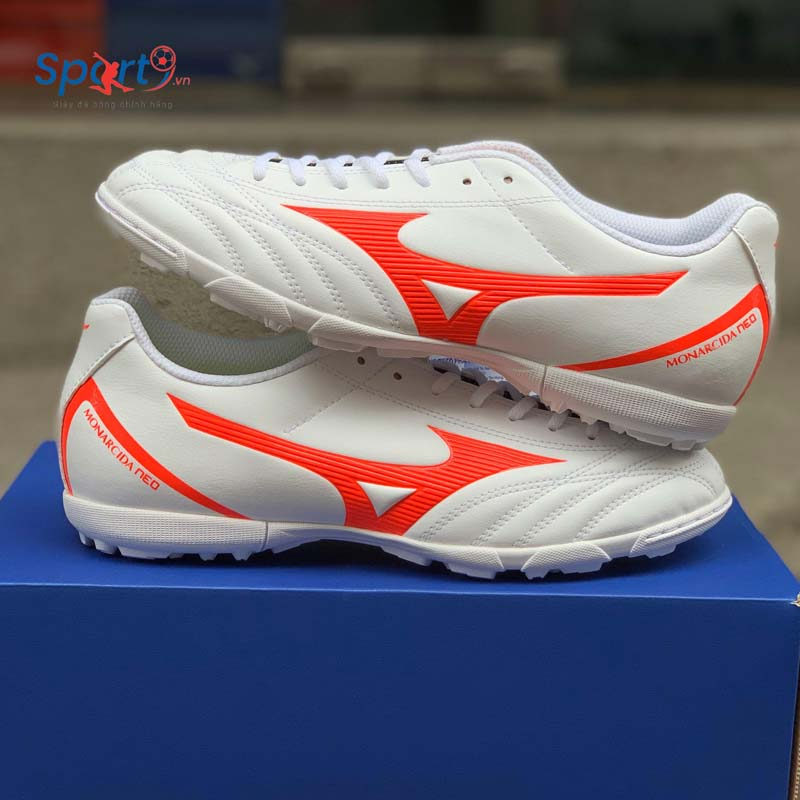 Mizuno Monarcida Neo Select AS - P1GD202564 - Trắng cam